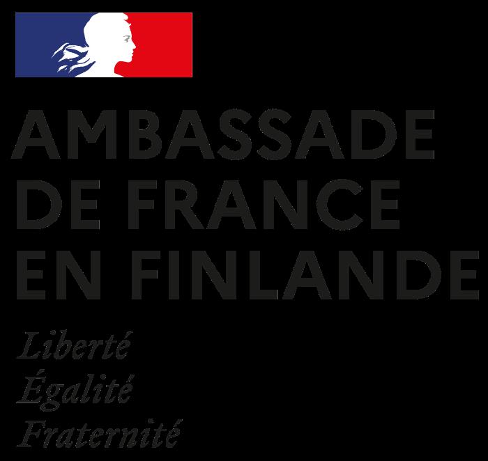 Ambassade France en Finlande. Liberté, Égalité, Fraternité